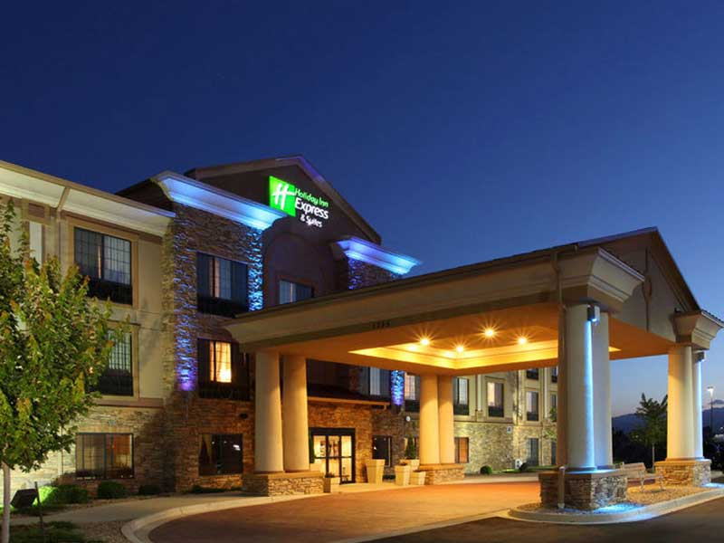 Photo of CO-Holiday-Inn-Express-Hotel-Remodel