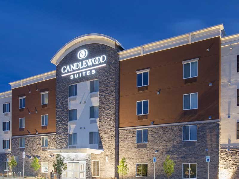 Candlewood Suites Hotel in Colorado