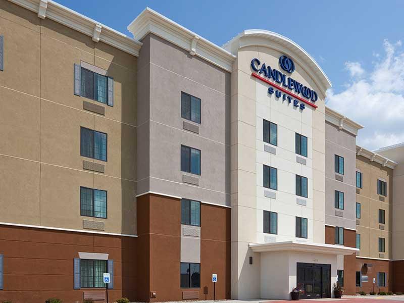 Candlewood Suites Hotel in North Dakota