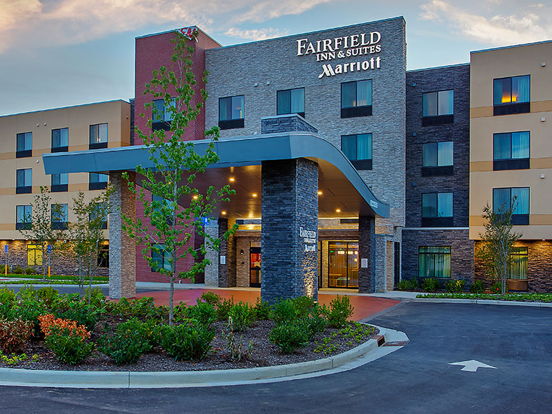 Fairfield Inn and Suites in Tennessee