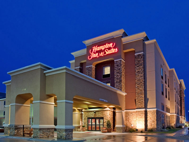 Hampton Inn and Suites in North Dakota