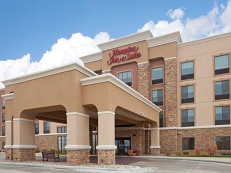 Hampton Inn and Suites in South Dakota