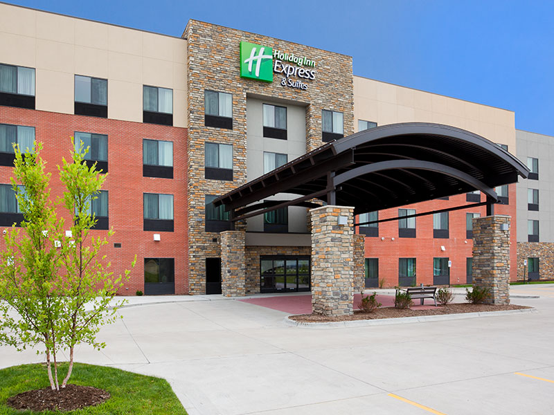 Holiday Inn Express and Suites in Iowa