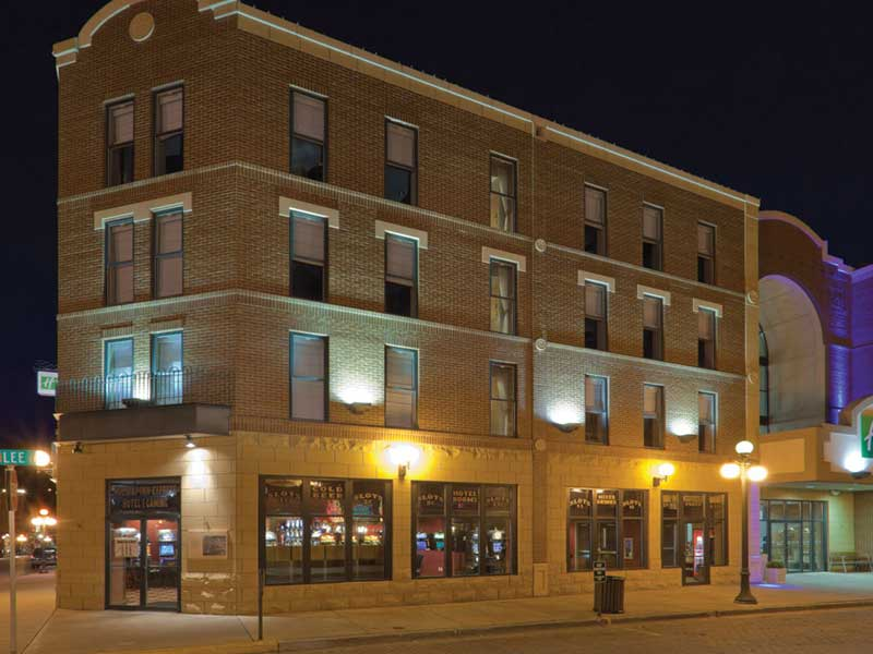 Holiday Inn Express and Suites in South Dakota
