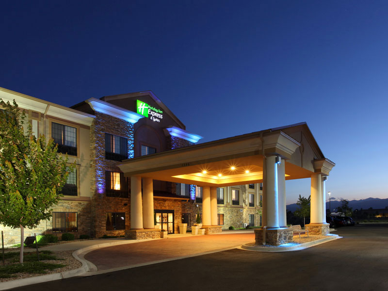 Holiday Inn Express and Suites in Colorado