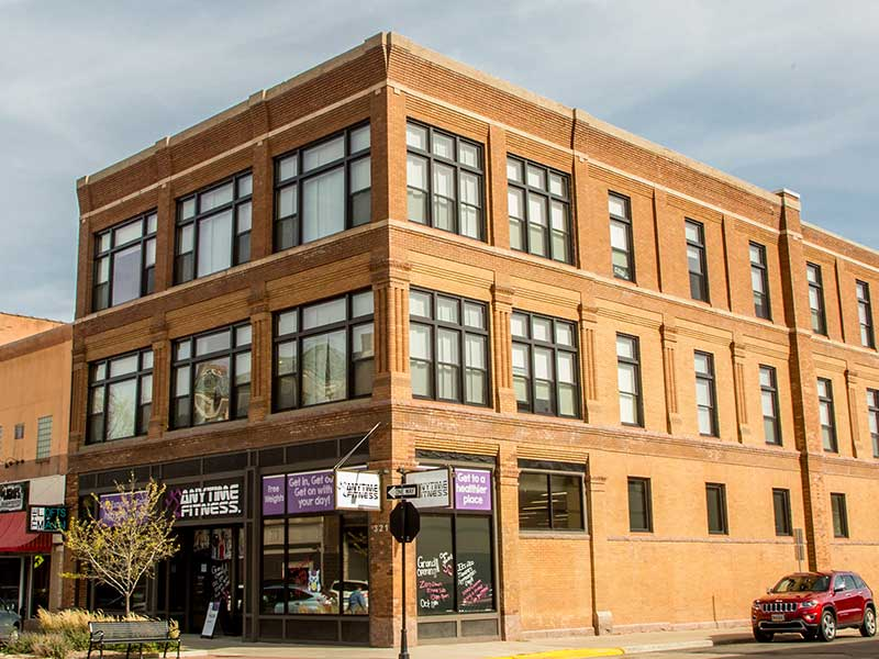 Lofts At Main Retail Space and Apartment Complex in South Dakota