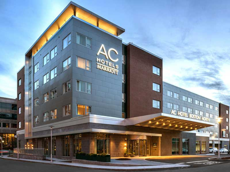 Example of an AC Hotel by Marriott