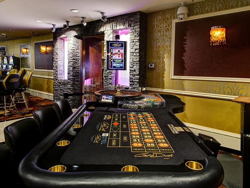 Gold Dust Casino Deadwood South Dakota