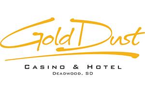 Logo for Gold Dust Casino Deadwood South Dakota