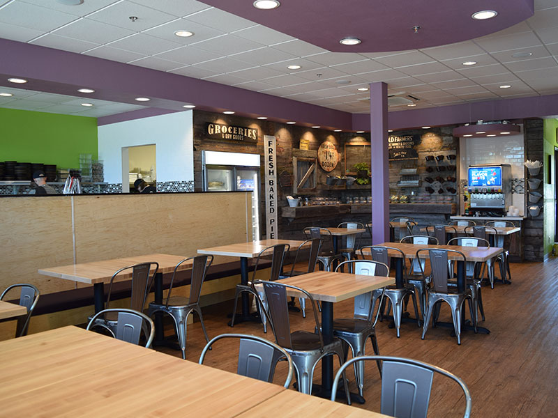 The Junction Restaurant in Aberdeen SD